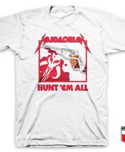 Mandalorian Hunt 'Em All T Shirt