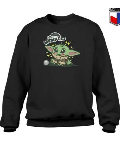My Little Womp Rat Yoda Sweatshirt