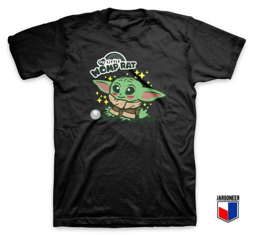 My Little Womp Rat Yoda T Shirt
