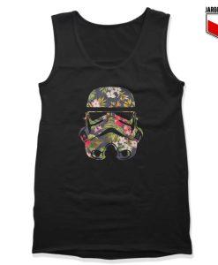 Stormtrooper Floral Black Unisex Adult Tank Top 247x300 - Shop Unique Graphic Cool Shirt Designs