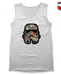 Stormtrooper Floral Unisex Adult Tank Top 247x300 - Shop Unique Graphic Cool Shirt Designs