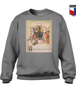The Scarlottles Christmas Gray Sweatshirt 247x300 - Shop Unique Graphic Cool Shirt Designs