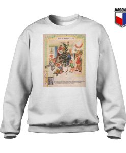 The Scarlottles Christmas Sweatshirt