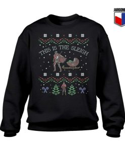 This Is The Sleigh Mandalorian Sweatshirt