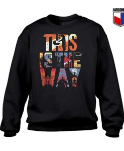 This Is The Way Mandalorian Sweatshirt