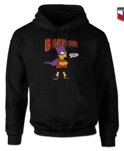 Bartman Avenger of Evil Hoodie