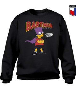 Bartman Avenger of Evil Sweatshirt