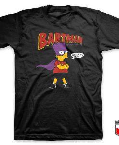 Bartman Avenger of Evil T Shirt
