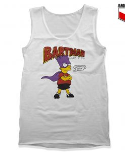 Bartman Avenger of Evil Tank Top