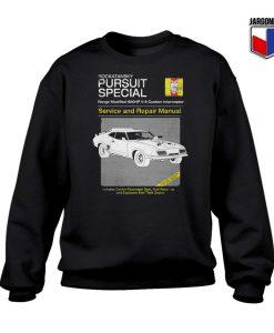 Interceptor Service and Repair Sweatshirt