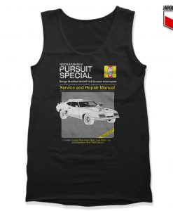 Interceptor Service and Repair Tank Top