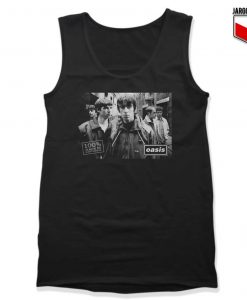 Oasis Made in Manchester Tank Top