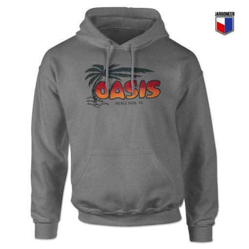 Oasis Vintage Hoodie