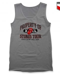 Property of Rolling Stones Tour Tank Top