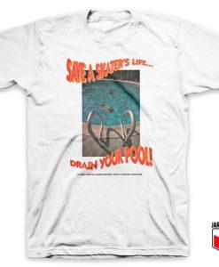 Save A Skater's Life T Shirt