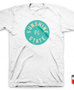 Sunshine State White T Shirt 247x300 - Best Gifts Christmas this year