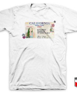 Drivers License Olivia Rodrigo T Shirt