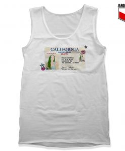 Drivers License Olivia Rodrigo Tank Top