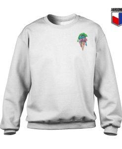 Ice Cream Toad Sweatshirt