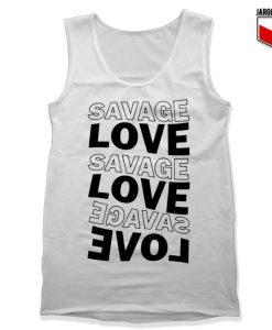 Savage Love Music Tank Top
