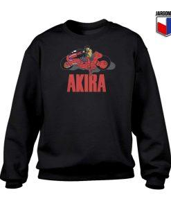 Akira Kaneda Bike Sweatshirt