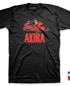 Akira Kaneda Bike T Shirt