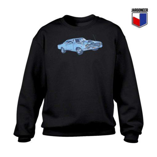 Aleena Motor Show 1984 Sweatshirt