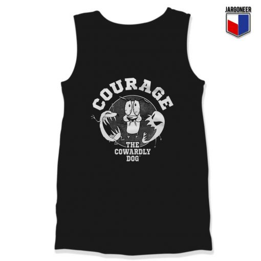 Courage and Company Tank Top