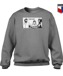 Good Girls Squad Netflix Sweatshirt