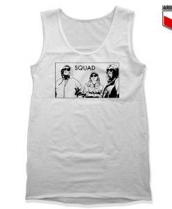 Good Girls Squad Netflix White Tank Top 247x300 - Shop Unique Graphic Cool Shirt Designs