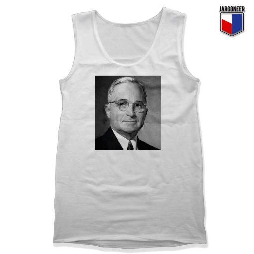Harry S Truman President Tank Top