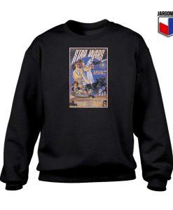 Star Wars Classic Poster Sweatshirt 247x300 - Shop Unique Graphic Cool Shirt Designs