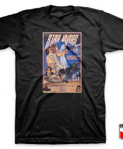 Star Wars Classic Poster T Shirt 247x300 - Shop Unique Graphic Cool Shirt Designs