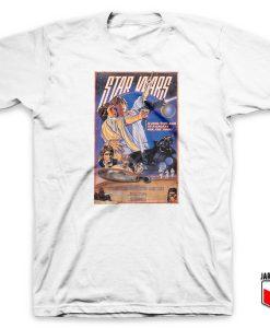 Star Wars Classic Poster White T Shirt 247x300 - Shop Unique Graphic Cool Shirt Designs