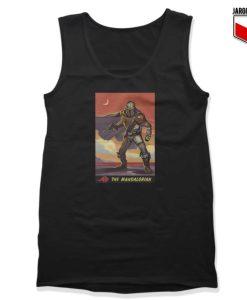The Mandalorian Poster Tank Top 247x300 - Shop Unique Graphic Cool Shirt Designs