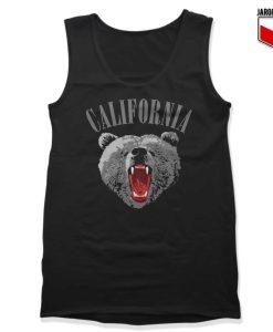 California Bear Tank Top