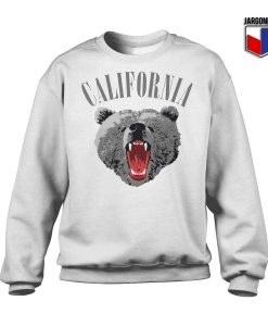 California Bear Sweatshirt