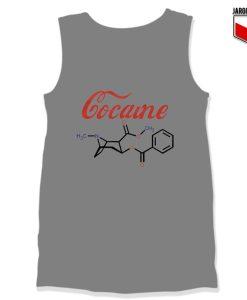 Cocaine Molecular Tank Top