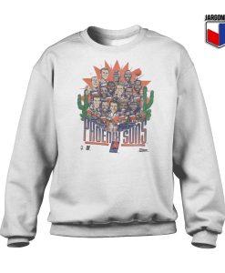 Phoenix Suns Vintage Sweatshirt