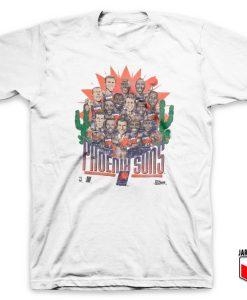 Phoenix Suns Vintage T Shirt
