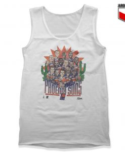Phoenix Suns Vintage Tank Top