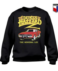 The Dukes Of Hazzard Sweatshirt