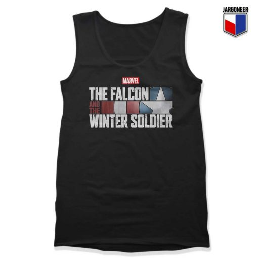 The Falcon And The Winter Soldier Tank Top