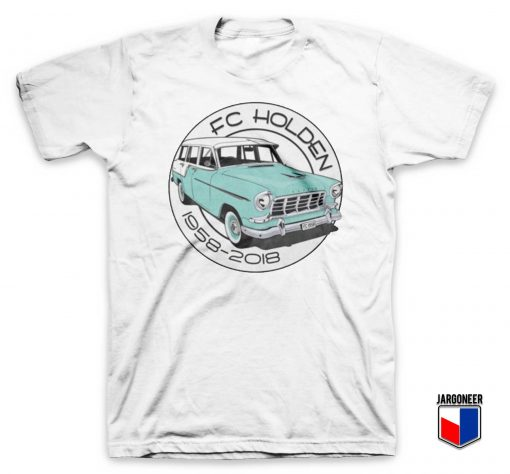 Fe Holden Motor Series T Shirt