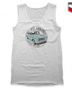 Fe Holden Motor Series Tank Top