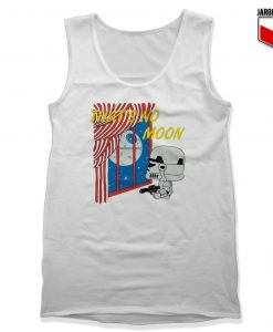 Thats No Moon White Tank Top 247x300 - Shop Unique Graphic Cool Shirt Designs