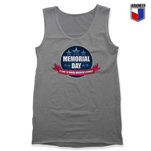 Memorial Day Tank Top