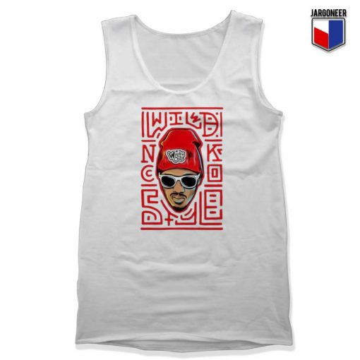 Nick Cannon Wild N Out Tank Top
