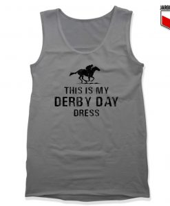 This Is My Derby Day Dress Gray Tank Top 247x300 - Shop Unique Graphic Cool Shirt Designs