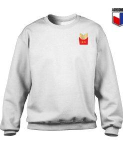 BTS x McDondald's Sweatshirt